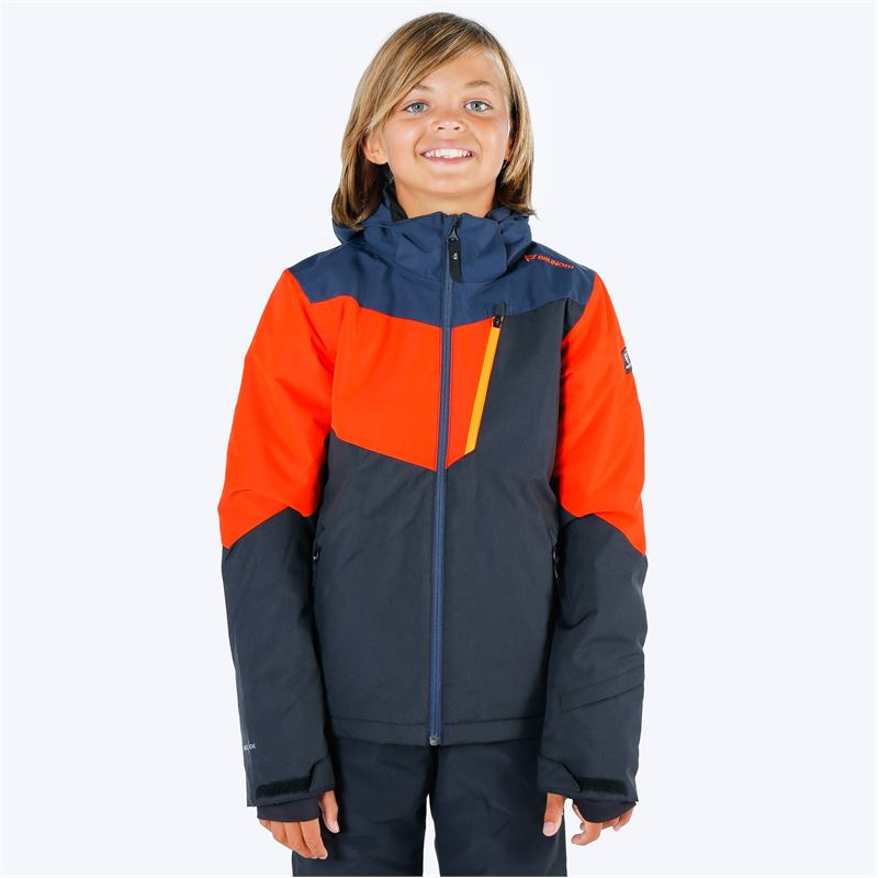 Brunotti Dakoto  (grey) - boys snow jackets - Brunotti online shop