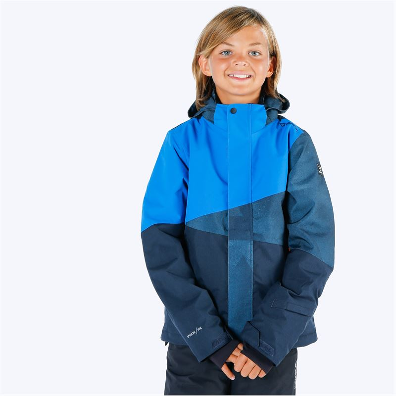 Brunotti Idaho  (blue) - boys snow jackets - Brunotti online shop