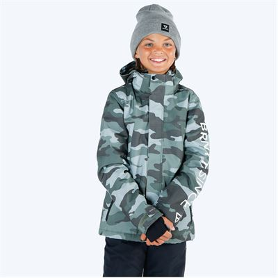 Brunotti Gullies Boys  Snowjacket. Verfügbar in 128,140,152,164,176 (1923123518-0763)