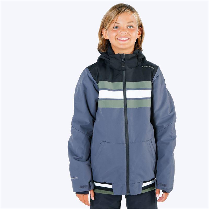 Brunotti Gladson  (grau) - jungen skijacken - Brunotti online shop
