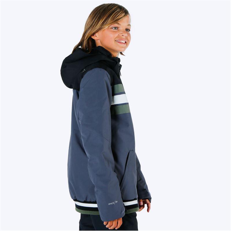 Brunotti Gladson (grey) - boys snow jackets - Brunotti online shop