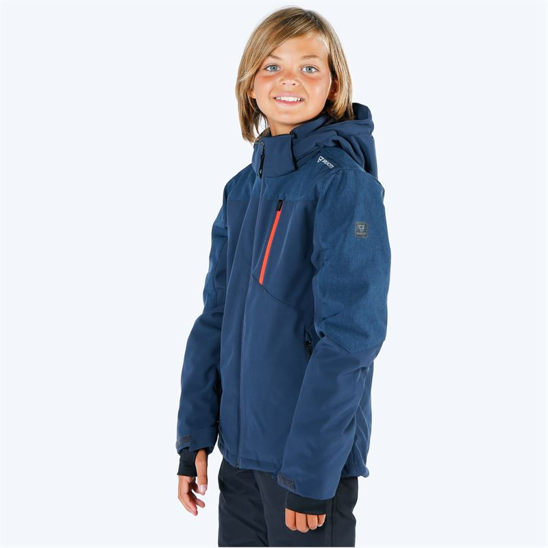 Brunotti Twintip  (blue) - boys jackets - Brunotti online shop