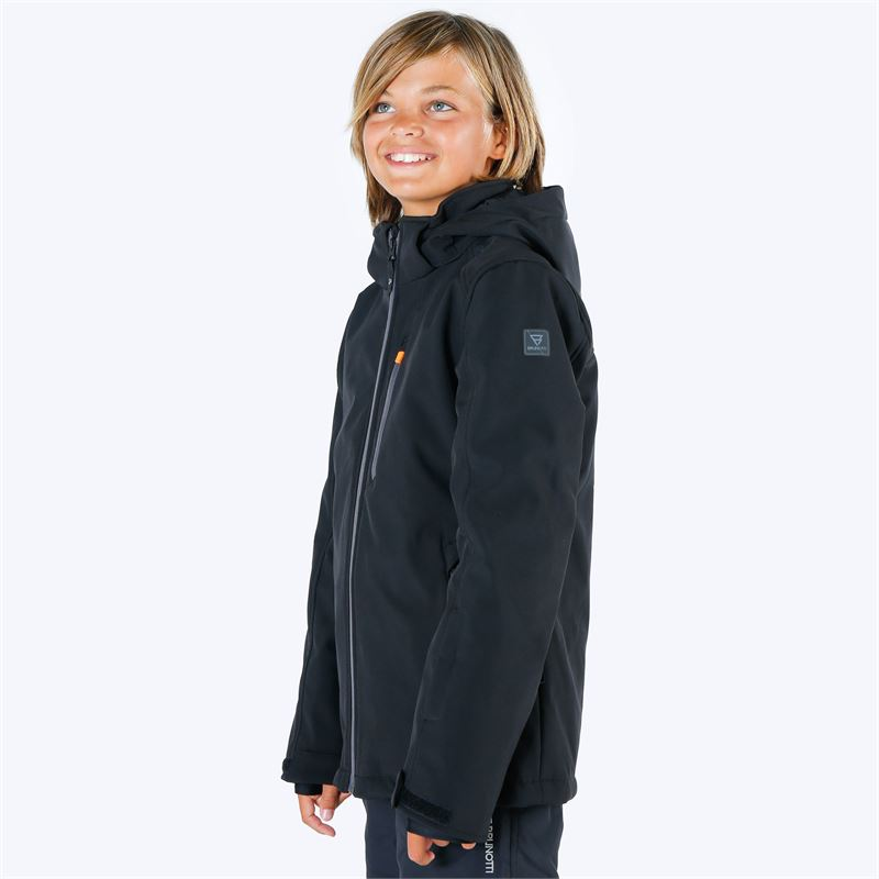 Brunotti Marsala  (black) - boys jackets - Brunotti online shop