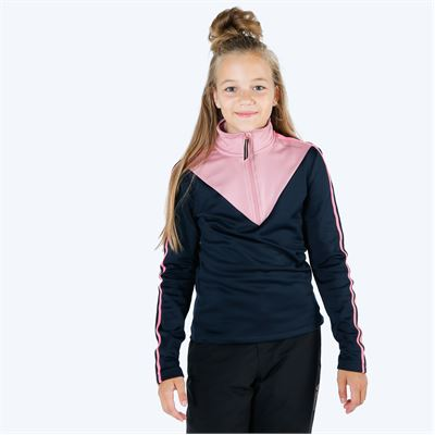 Brunotti Phesant JR Girls Fleece. Beschikbaar in 140,152,176 (1924019671-0035099)