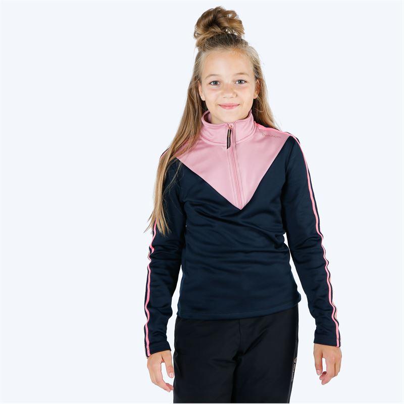 Brunotti Phesant  (zwart) - meisjes fleeces - Brunotti online shop