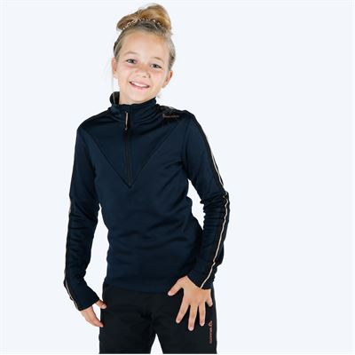 Brunotti Phesant Girls Fleece. Available in 116,128,140,152,176 (1924019671-099)