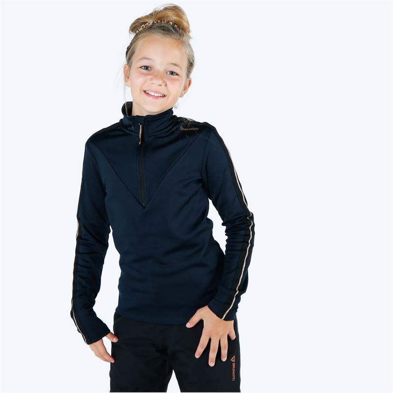 Brunotti Phesant  (black) - girls fleeces - Brunotti online shop
