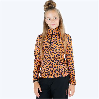 Brunotti Rodia JR Girls Fleece. Beschikbaar in 140,152,164,176 (1924019675-0160)