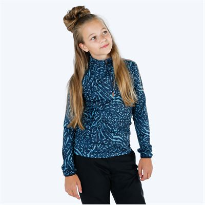 Brunotti Rodia JR Girls Fleece. Beschikbaar in 128,140,152,164,176 (1924019675-0532)