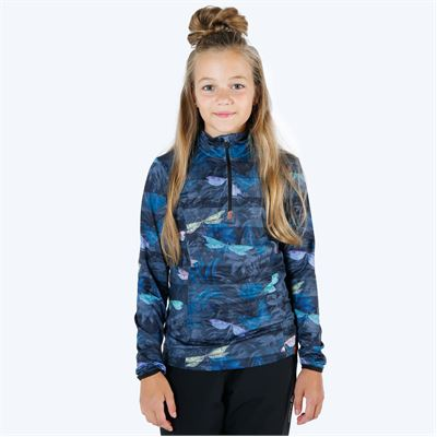 Brunotti Rodia JR Girls Fleece. Beschikbaar in 116,128,140,152,164,176 (1924019675-099)