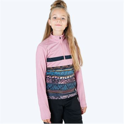 Brunotti Kiwi JR Girls Fleece. Available in 116,128,152,164,176 (1924019677-0035)