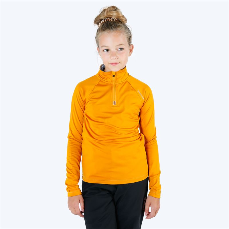 Brunotti Yrenny  (yellow) - girls fleeces - Brunotti online shop