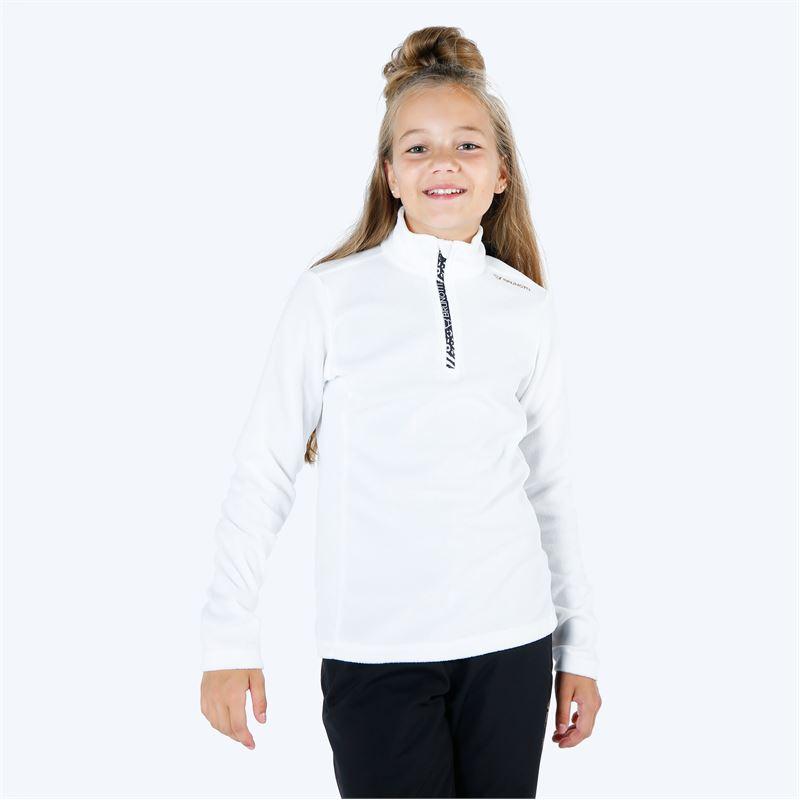 Brunotti Mismy  (wit) - meisjes fleeces - Brunotti online shop