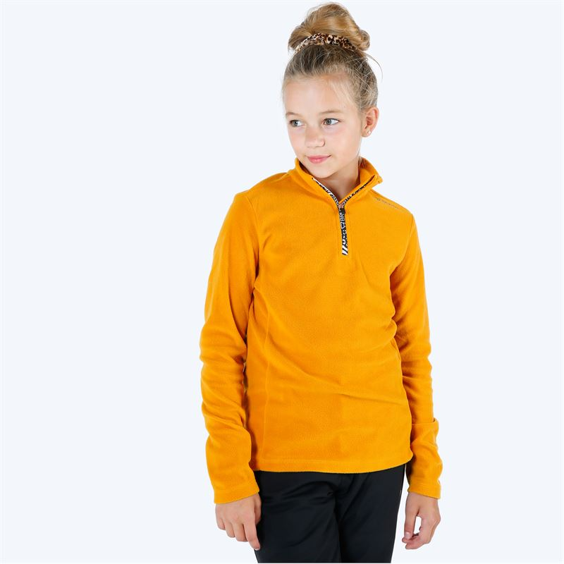 Brunotti Mismy  (orange) - girls fleeces - Brunotti online shop