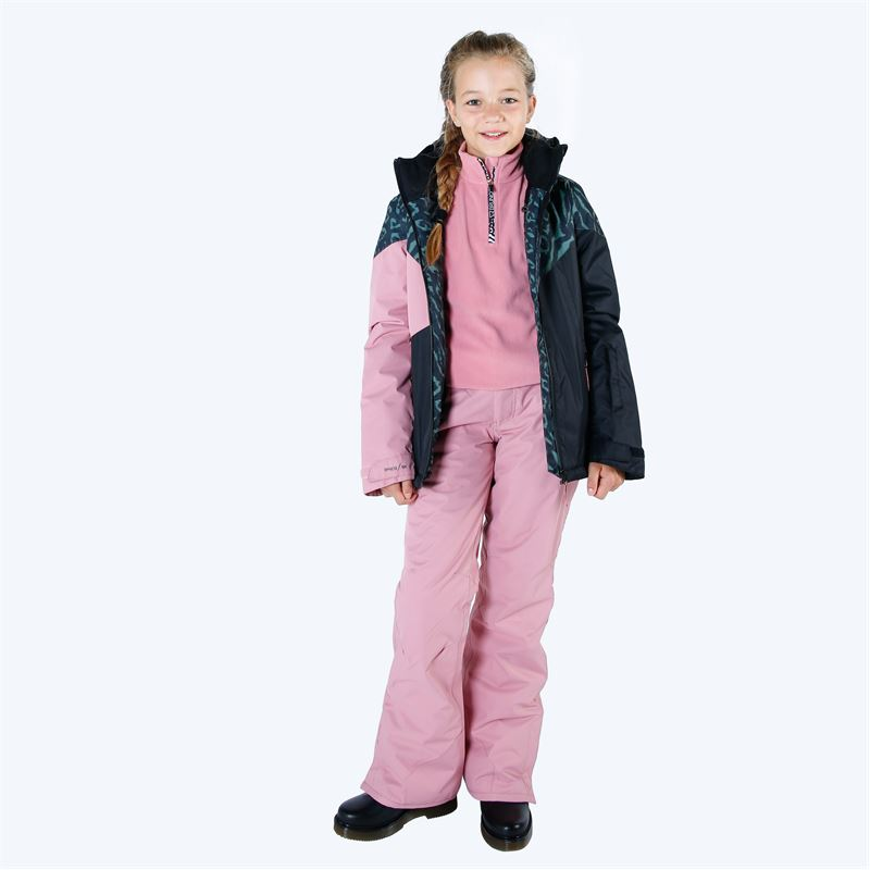Brunotti Sunleaf  (rosa) - mädchen skihosen - Brunotti online shop