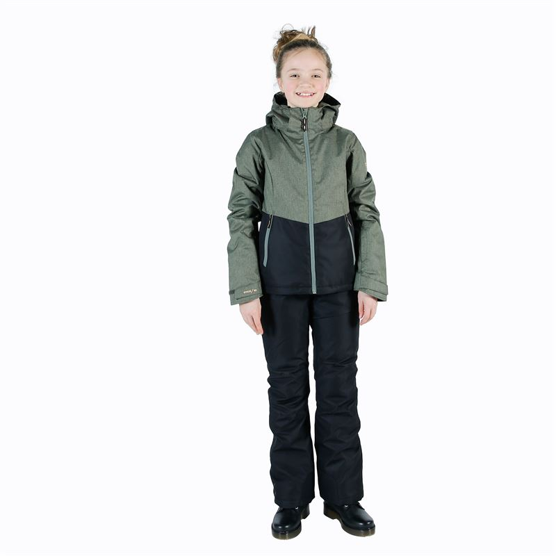 Brunotti Sahara  (black) - girls snow pants - Brunotti online shop