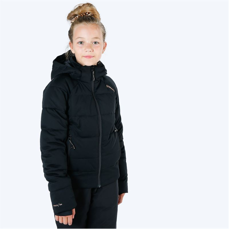 Brunotti Firecrown  (black) - girls snow jackets - Brunotti online shop