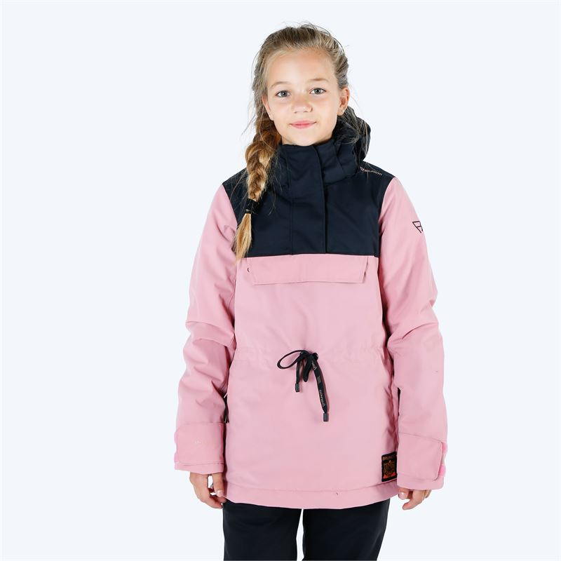Brunotti Fireback  (pink) - girls snow jackets - Brunotti online shop
