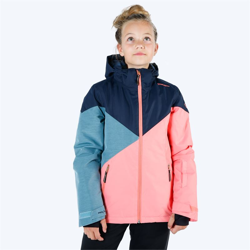Brunotti Sheerwater  (pink) - girls snow jackets - Brunotti online shop