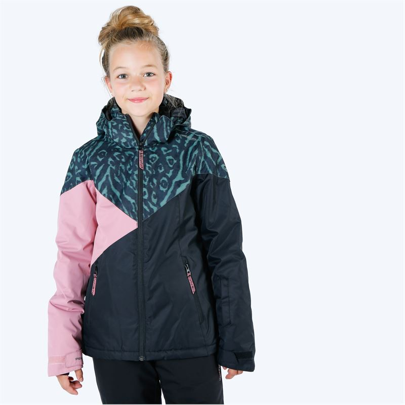 Brunotti Sheerwater  (black) - girls snow jackets - Brunotti online shop