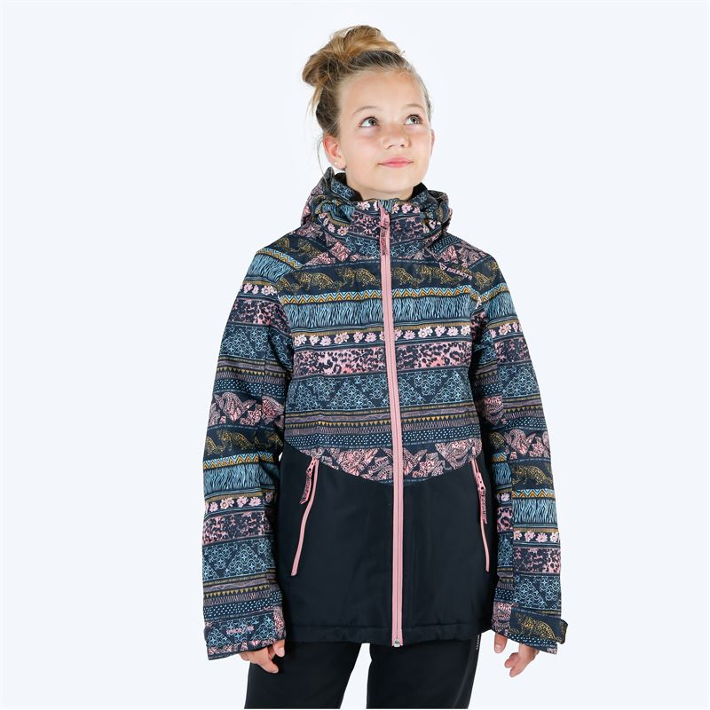 Brunotti Tiger-Heron  (pink) - girls snow jackets - Brunotti online shop
