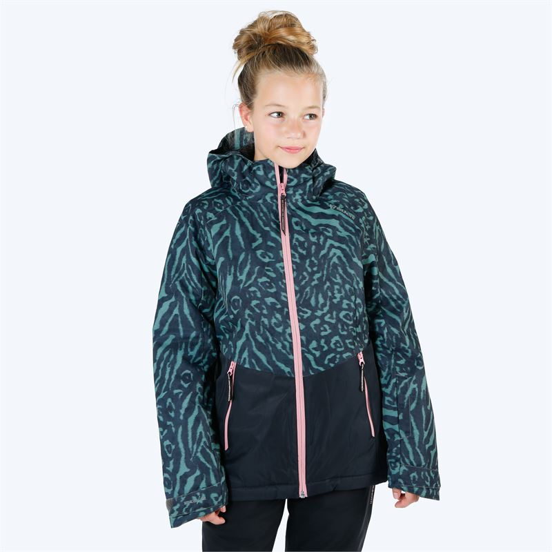 Brunotti Tiger-Heron  (grey) - girls snow jackets - Brunotti online shop