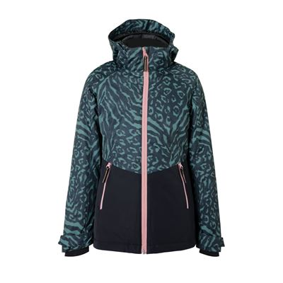 Brunotti Tiger-Heron JR Girls Snowjacket. Beschikbaar in: 176 (1924123625-0930)
