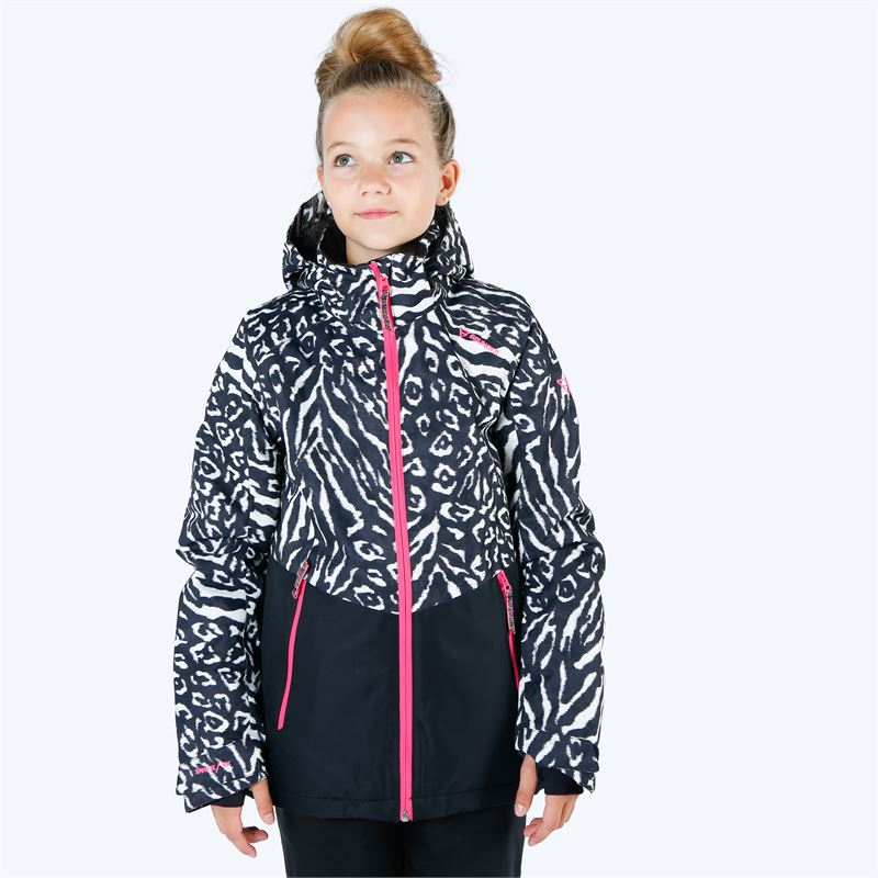 Brunotti Tiger-Heron  (black) - girls snow jackets - Brunotti online shop