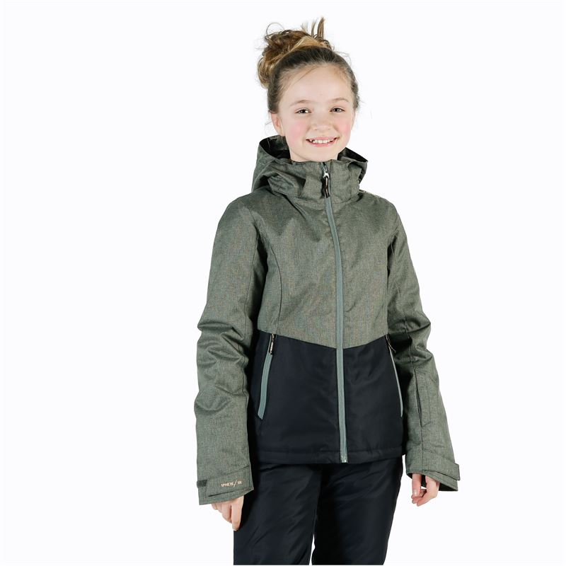 Brunotti Sarah  (grey) - girls snow jackets - Brunotti online shop