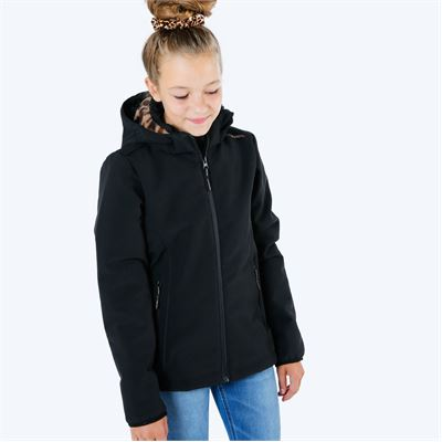 Brunotti Naosy JR Girls Softshell Jacket. Beschikbaar in 152,176 (1924124259-099)