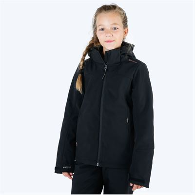 Brunotti Ariesta JR Girls Softshell jacket. Beschikbaar in 116,128,140 (1924124607-099)