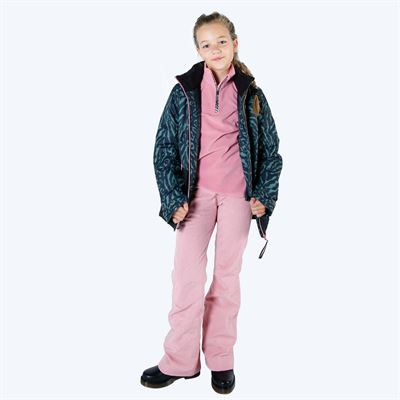 Brunotti Silvereye Melange JR Girls Softshell pant. Available in 140,152,164,176 (1924125644-0035)