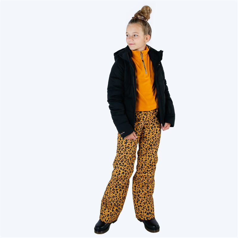 Brunotti Kagu  (yellow) - girls snow pants - Brunotti online shop