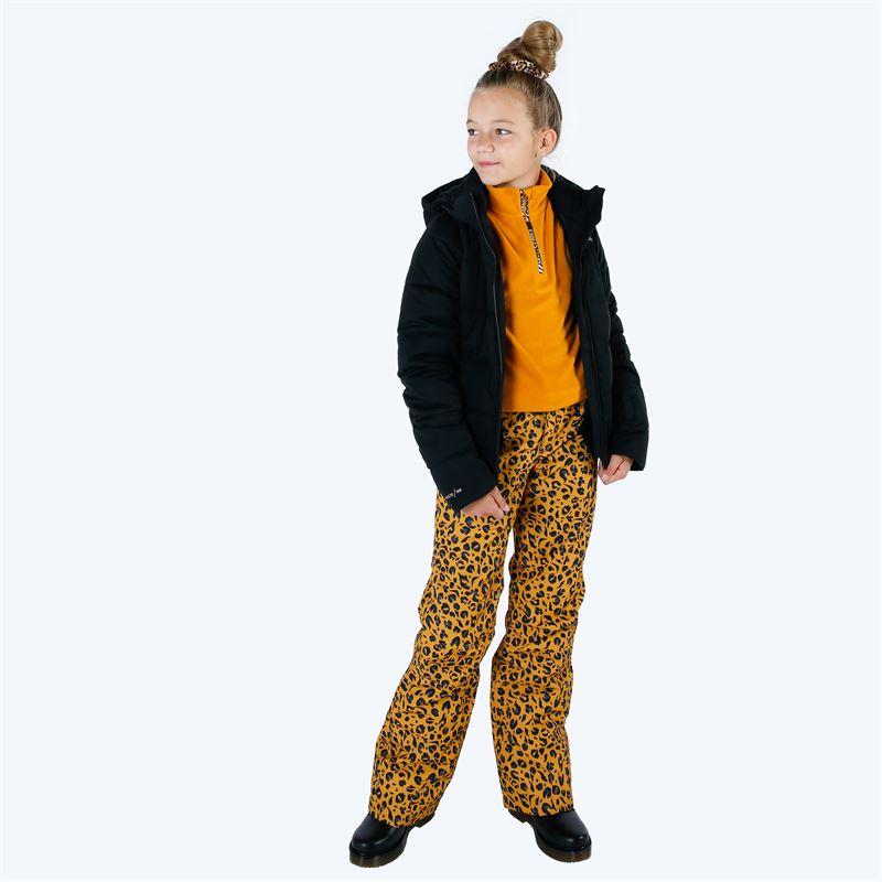 Brunotti Kagu  (geel) - meisjes skibroeken - Brunotti online shop