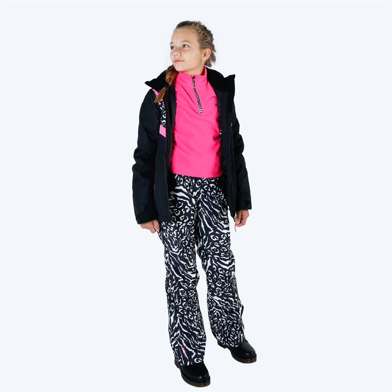 Brunotti Kagu  (black) - girls snow pants - Brunotti online shop