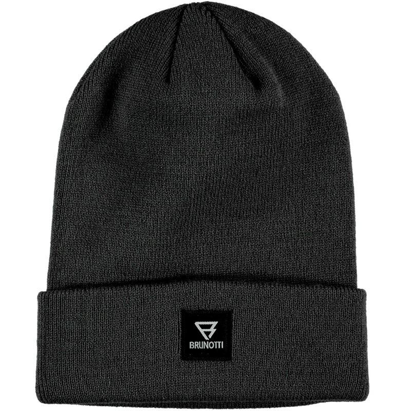 Brunotti Courchevel  (zwart) - heren beanies - Brunotti online shop