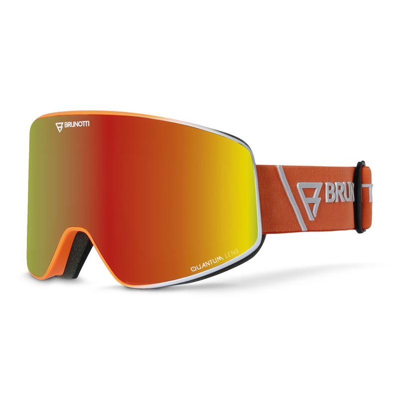 Brunotti View-1  (orange) - men snow goggles - Brunotti online shop