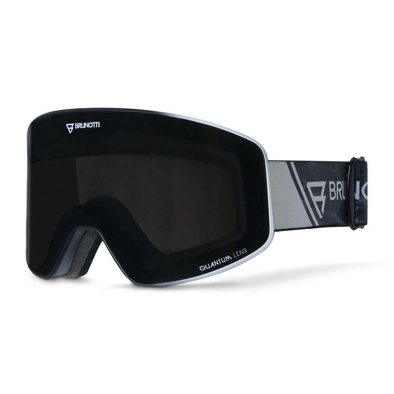 Brunotti View  (zwart) - heren ski / snowboard brillen - Brunotti online shop