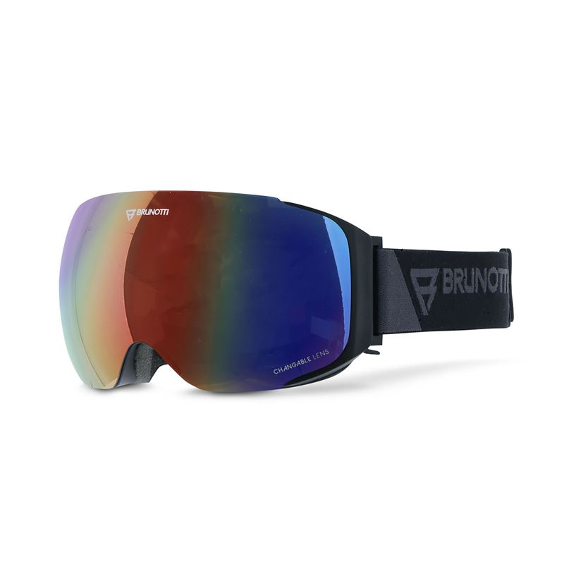 Brunotti Optica-1  (black) - men snow goggles - Brunotti online shop