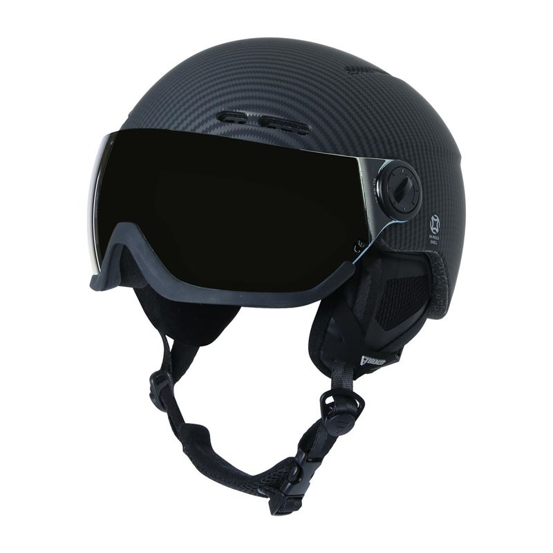 Brunotti Robotic  (grey) - men snow helmets - Brunotti online shop