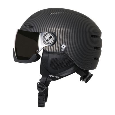 Brunotti Robotic AO 1 Unisex Helmet. Available in: 53/58 (1925081208-0928)