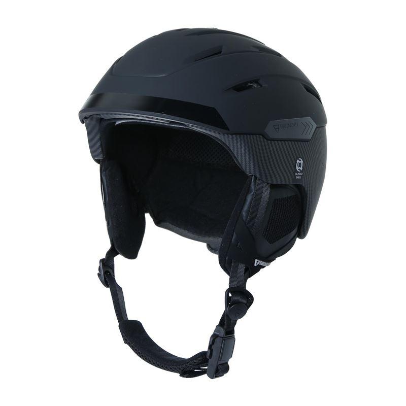 Brunotti Hybrid-PRO-1  (zwart) - heren ski / snowboard helmen - Brunotti online shop