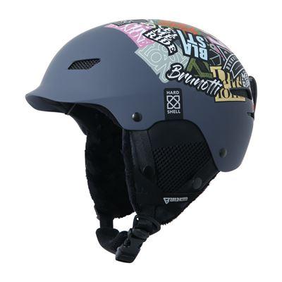 Brunotti Proxima 2 Junior Helmet. Erhältlich in: 52/56 (1925081311-097)