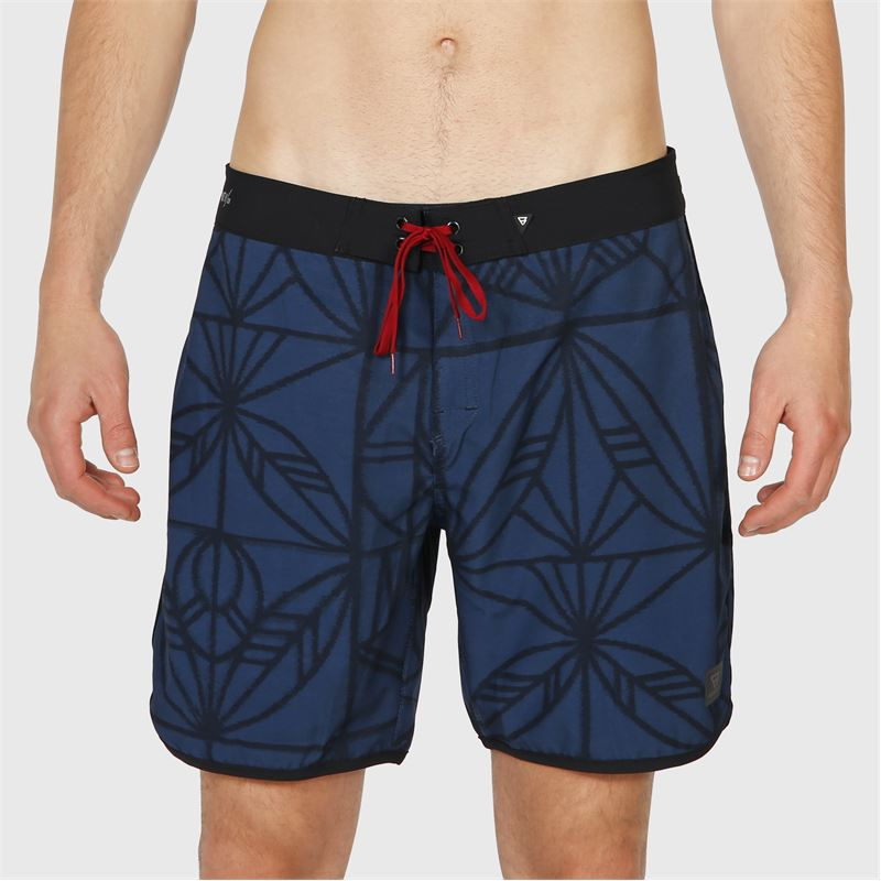 Brunotti Paxton-AO  (blue) - men boardshorts - Brunotti online shop