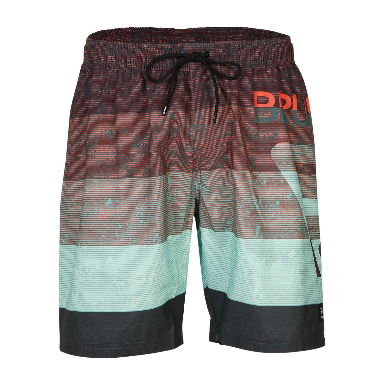 Brunotti Leith-PP  (grey) - men boardshorts - Brunotti online shop