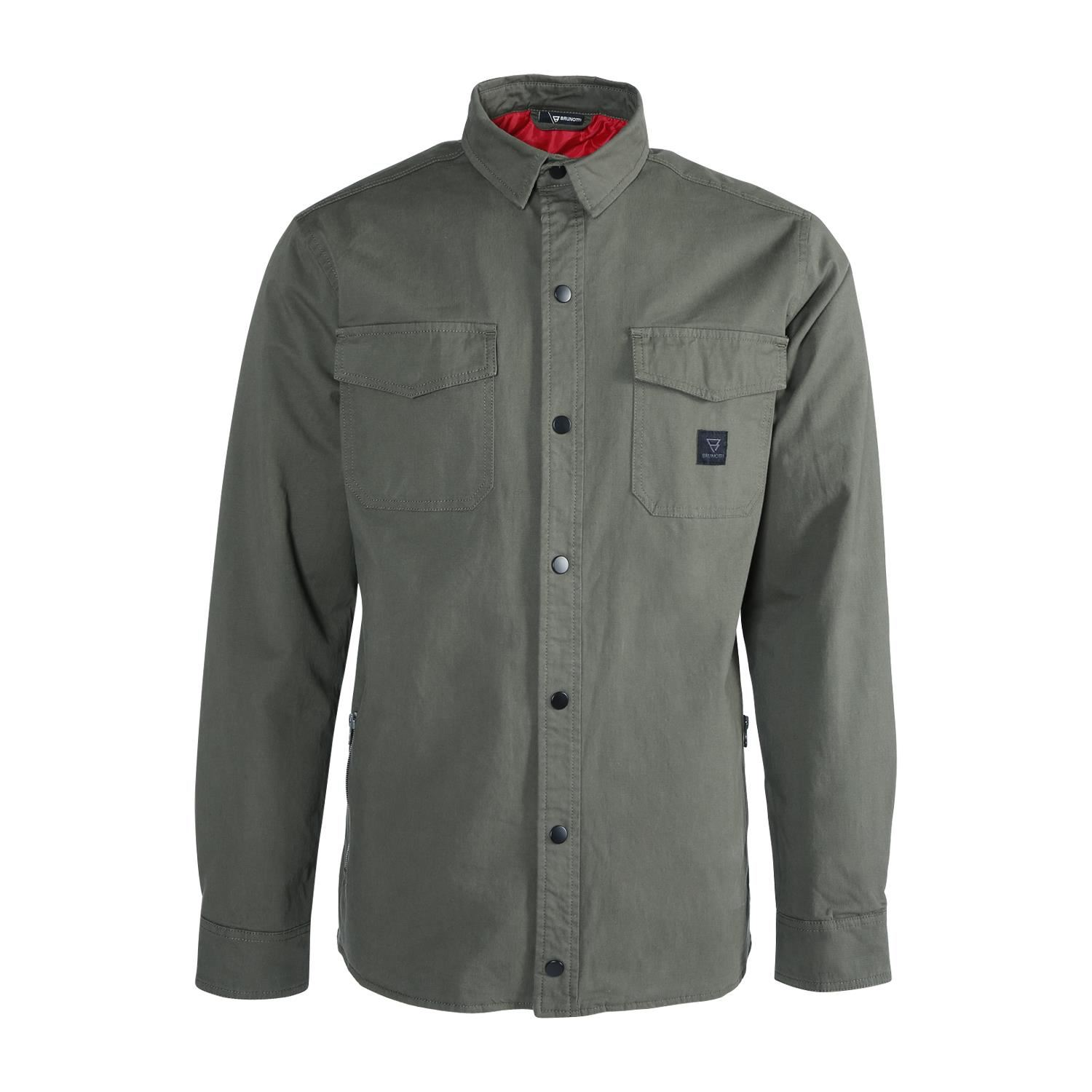 Brunotti Derek  (green) - men casual jackets - Brunotti online shop