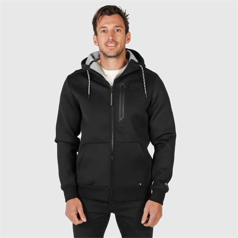 Brunotti Staghorn  (black) - men casual jackets - Brunotti online shop