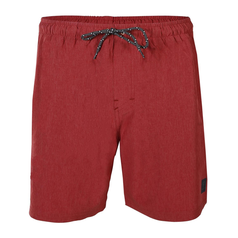 Brunotti Volleyer  (rood) - heren shorts - Brunotti online shop