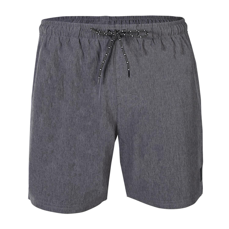 Brunotti Volleyer  (grijs) - heren shorts - Brunotti online shop