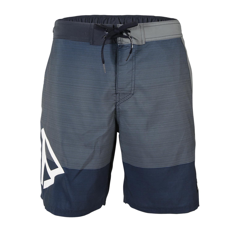 Brunotti Archer  (blauw) - heren zwemshorts - Brunotti online shop